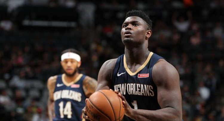 Pelicans Issue Surprising Zion Williamson Health Update