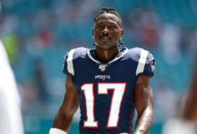 Antonio Brown Returning To New England Patriots