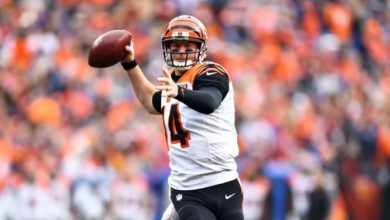 Patriots Will Replace Tom Brady With Andy Dalton