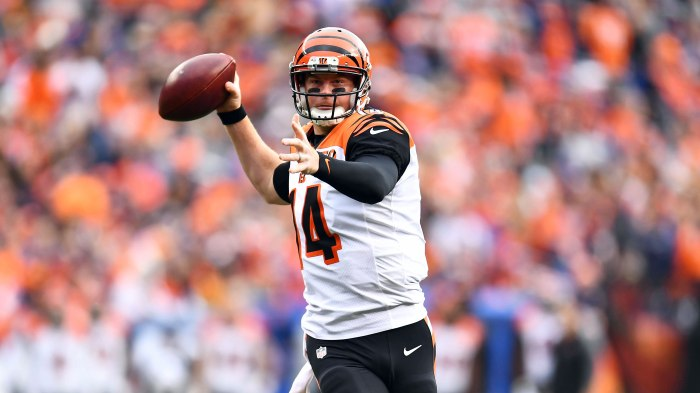 Andy Dalton To New England Patriots Not Happening?