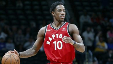 Thunder Trading Chris Paul To Spurs For DeMar DeRozan?