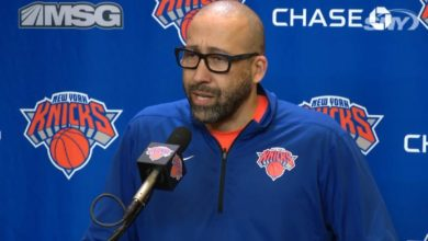 Knicks Are Firing David Fizdale