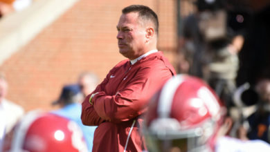 Is Arkansas Hiring Butch Jones?