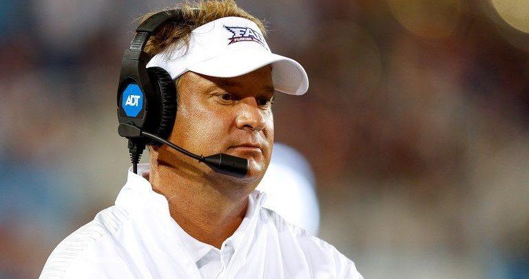 Florida State Set To Hire Lane Kiffin?