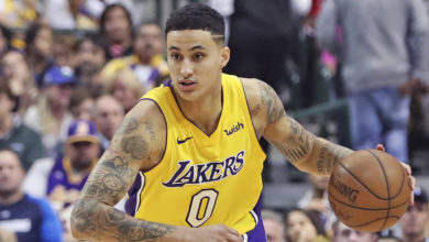 NBA Rumors: Will Lakers Trade Kyle Kuzma To Clippers, Celtics or Rockets?