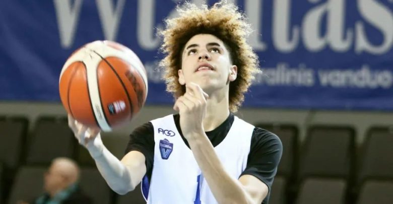 New York Knicks Preparing To Draft LaMelo Ball?