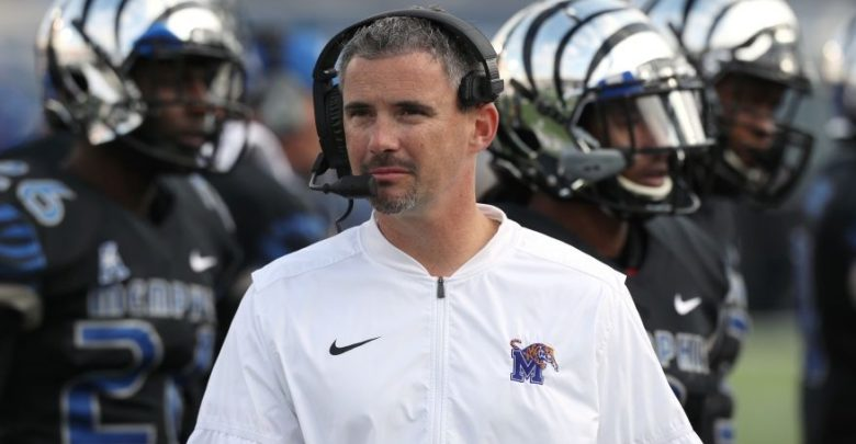 Memphis Coach Mike Norvell New Favorite For Florida State Job