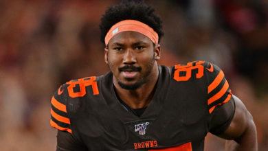 Browns Players Had Odd Response To Myles Garrett Attack