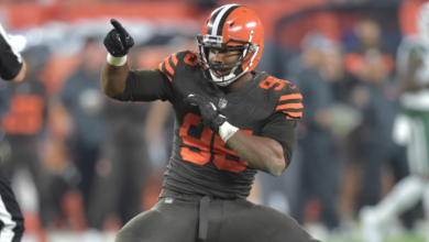 ESPN Offers Odd Defense For Myles Garrett's Attack