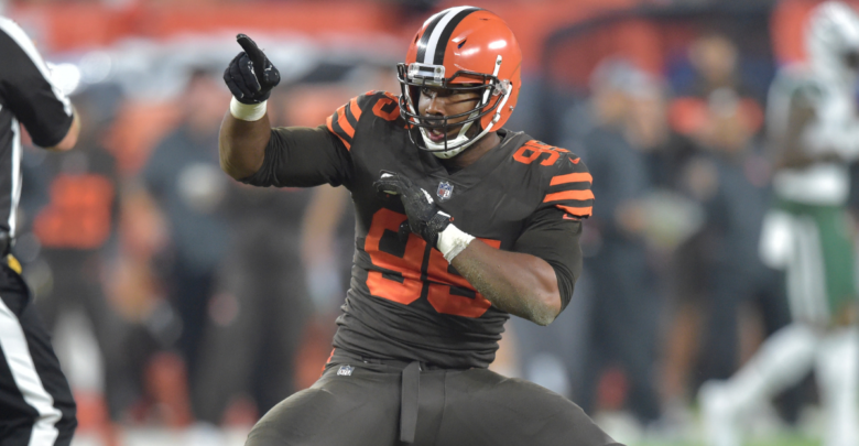 ESPN Offers Odd Defense For Myles Garrett's Attack