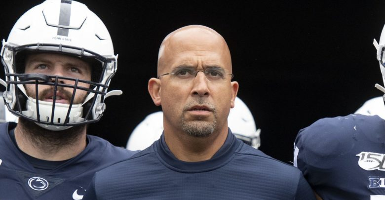 James Franklin On Whether He Will Leave Penn State For USC