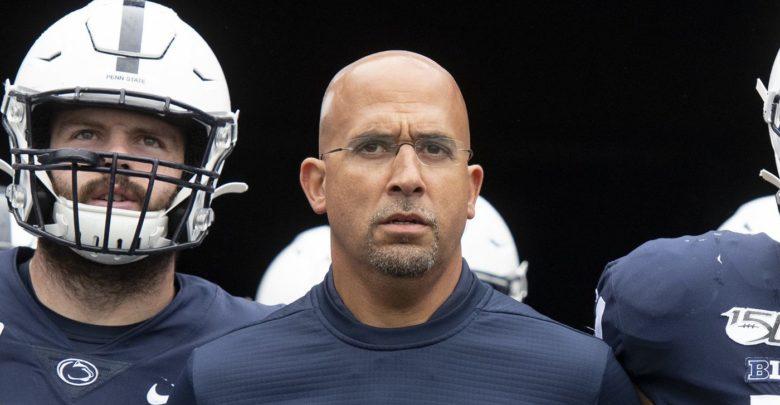 James Franklin Loses Penn State Star To Transfer