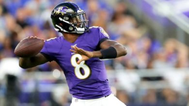 Ravens Issue Unexpected Lamar Jackson Health Update