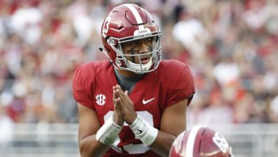 Lions, Dolphins Are Favorites To Draft Tua Tagovailoa