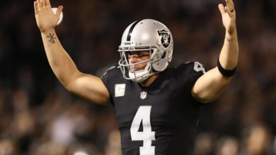 NFL Coach Says Raiders Are Done With Derek Carr