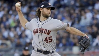 Gerrit Cole Will Sign With Philadelphia Phillies