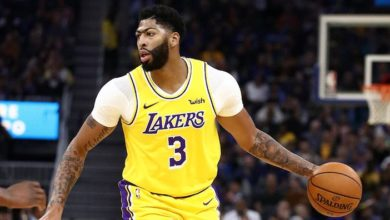 Lakers Issue Surprising Anthony Davis Update Before Rockets Game