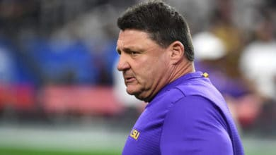 Coach O, LSU Lose Another Big Star To Transfer