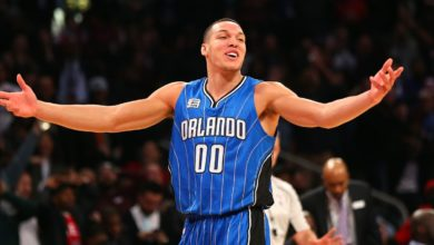 Orlando Magic Trading Aaron Gordon To San Antonio Spurs?
