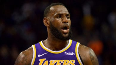 LeBron James Tearfully Reacts To Death Of Kobe Bryant