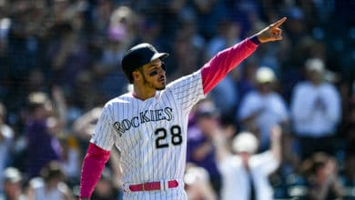 Nolan Arenado Reacts To Rockies Trade Decision
