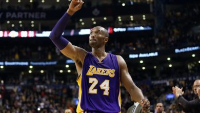 Lakers Legend Kobe Bryant Killed In Crash