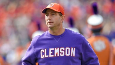 Clemson, Dabo Swinney Lose Star To Pro Soccer