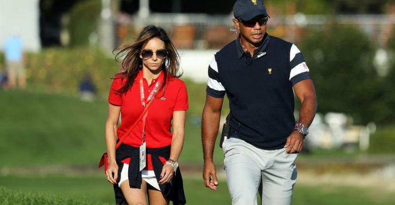 Tiger Woods' Girlfriend Erica Herman Goes Viral