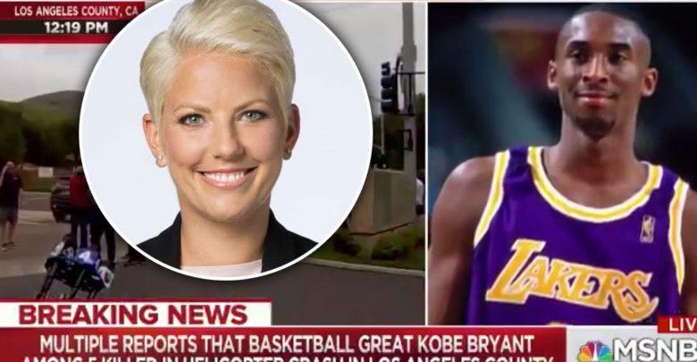 MSNBC Host Used Racial Slur Talking About Kobe Bryant's Death?