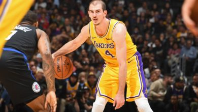 Lakers Working On Alex Caruso For Derrick Rose Trade
