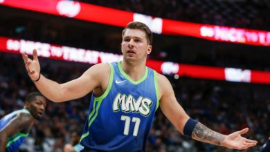 Luka Doncic Got Fat During NBA Break? (Photos)
