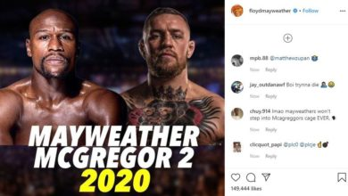 Floyd Mayweather vs Conor McGregor 2 Officially Set?