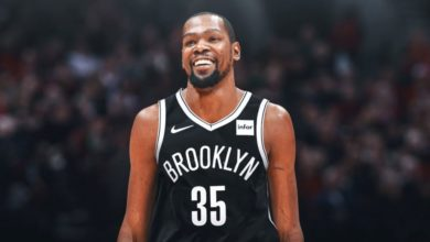 Kevin Durant Not Returning This Season