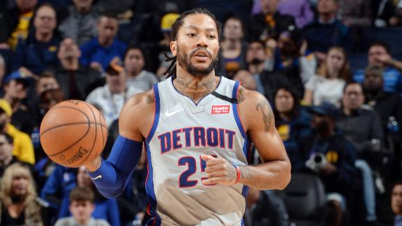 Derrick Rose Reveals Which NBA Team He Wants To Play For