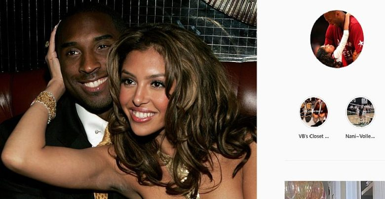 Vanessa Bryant Sues For Wrongful Death Over Kobe's Passing