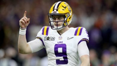 Joe Burrow's Big Weakness Heading Into 2020 NFL Draft
