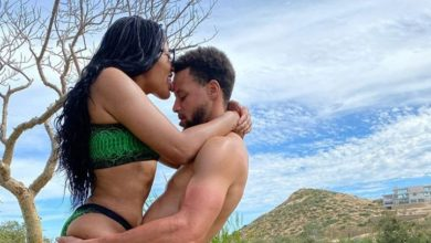 Stephen Curry And Ayesha Post Sexy Instagram Photo