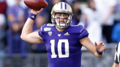 New England Patriots Drafting Quarterback Jacob Eason