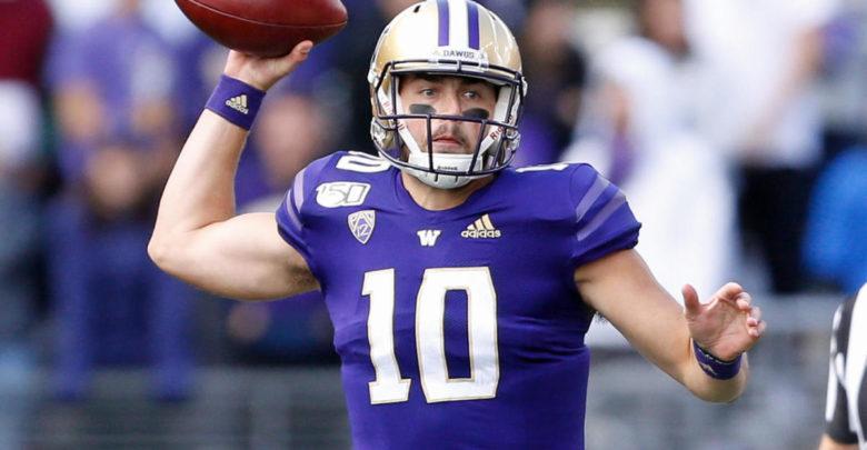 Washington's Jacob Eason Struggling At NFL Combine?