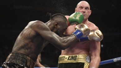Tyson Fury Used Loaded Gloves To Cheat Against Deontay Wilder?