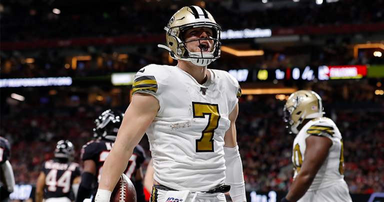 Taysom Hill Replacing Drew Brees As Saints Quarterback Over George Floyd Comments?