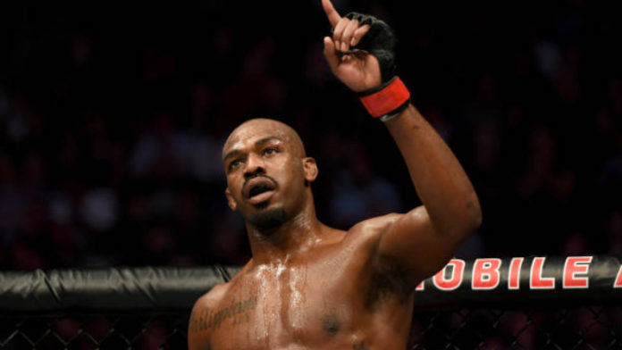 Jon Jones Weighs In On George Floyd Protests, Riots