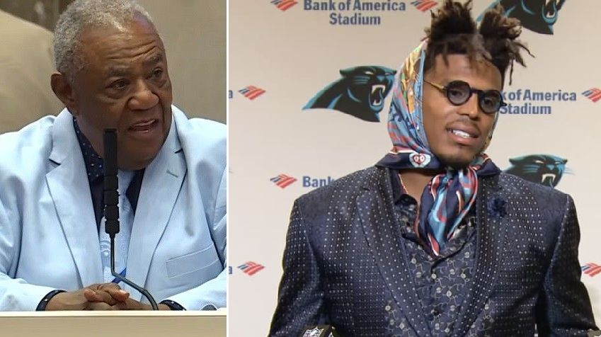 Lawmaker Thinks Cam Newton Is Transgender, Then Gay - Game 7 - Game7
