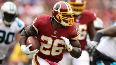 Adrian Peterson Responds To Redskins' Decision