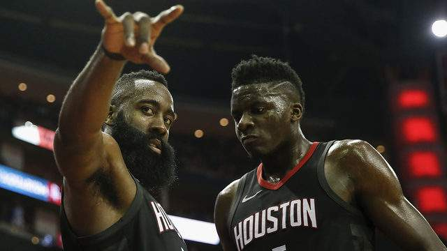 Celtics, Rockets Working On Big NBA Trade