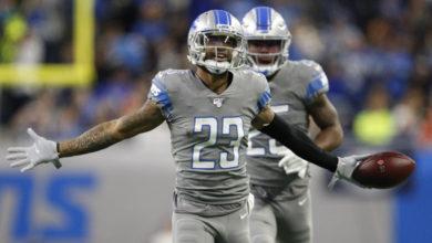 Darius Slay Responds To Lions Trading Him To Rams