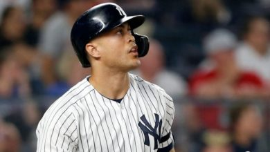 Yankees Issue Giancarlo Stanton Injury Update