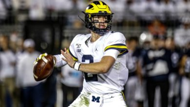Shea Patterson Has Strong Take On Michigan Quarterback Battle