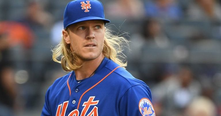 Mets' Noah Syndergaard Out With Torn UCL