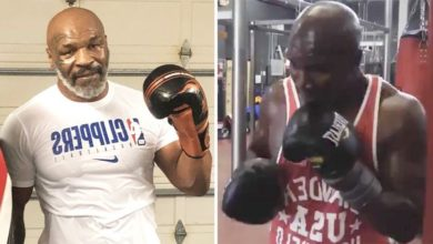 Mike Tyson And Evander Holyfield To Fight Next?